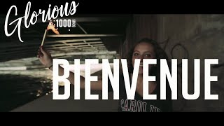 Glorious - BIENVENUE -  Album : 1000 ÉCHOS