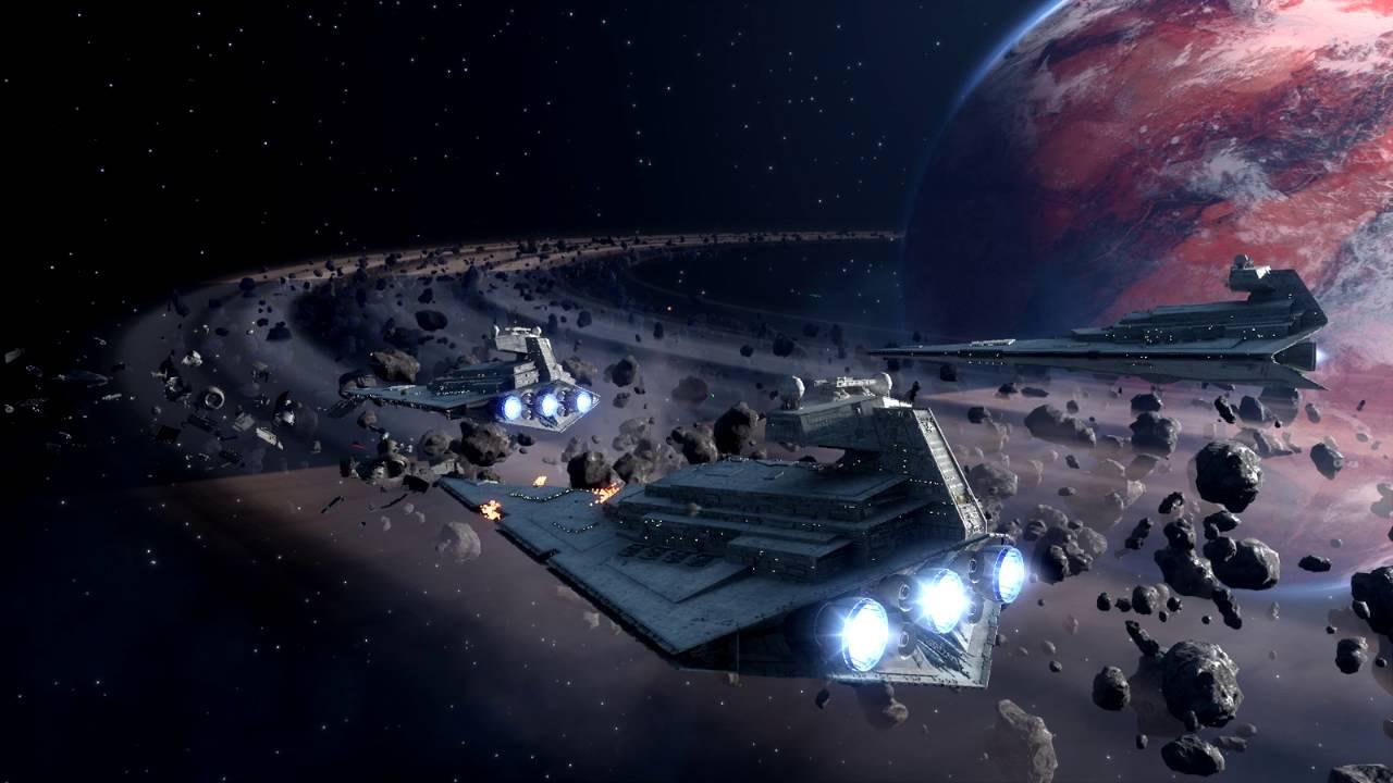 Star Wars Battlefront Builds