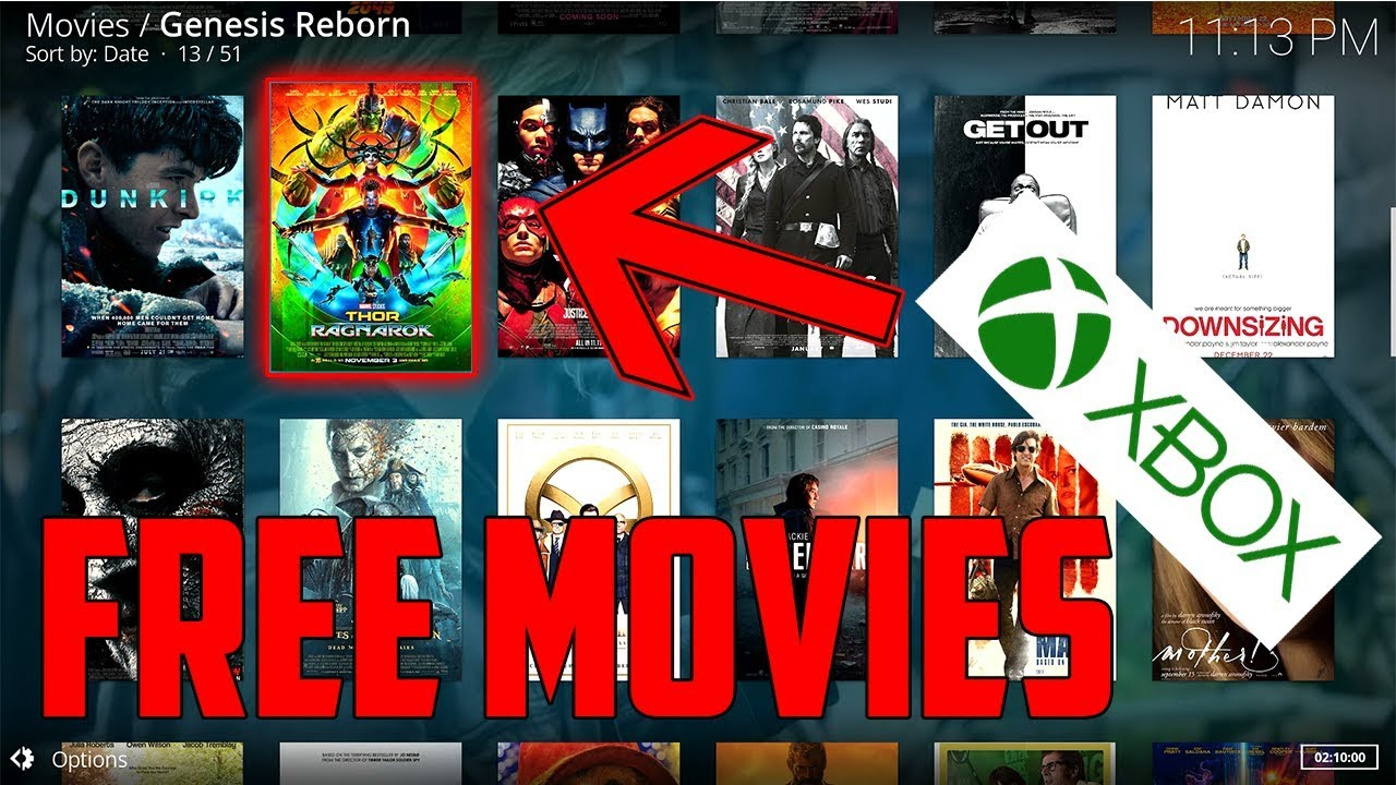 Download How To Watch ***Free*** Movies On XBOX One