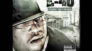 Watch E40 Flashin video