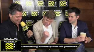 "Chandler Massey & Freddie Smith ""Day of Days"" 2018 Interview 