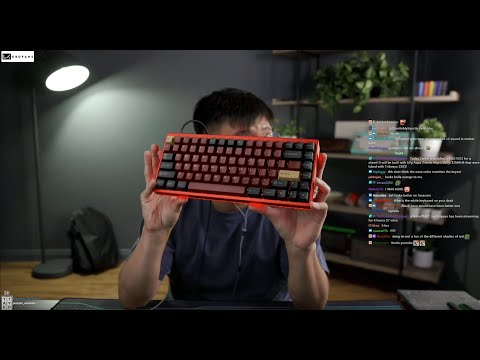 Building Fedmyster's Mechanical Keyboard Gift From Scarra