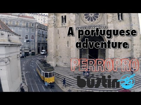 Longboarding - A portuguese adventure full length