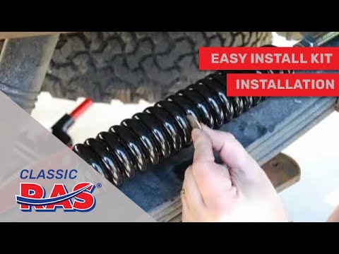 New Easy Install of Roadmaster Active Suspension