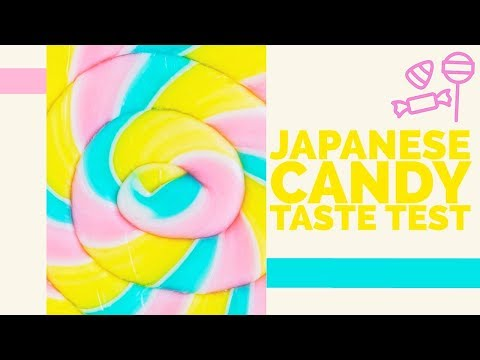 Japanese Candy Taste Test ft Eternal | 37 ITEMS UNBOXED!!