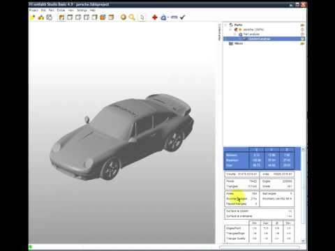 Automatically Repair STL Files in Under 2 Minutes with netfabb