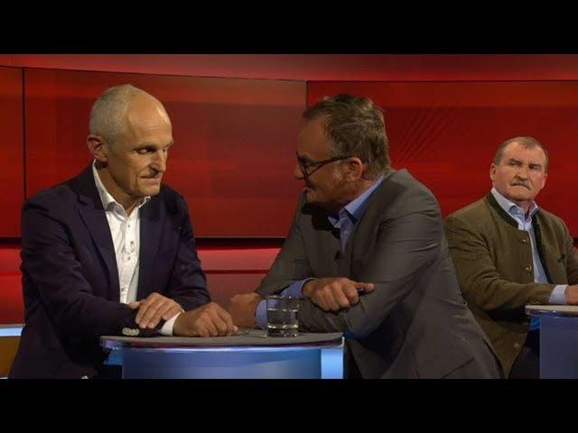 """""""hart aber fair"""" (ARD): Frank Plasberg nimmt sich Gast zur Brust - danach entschuldigt er sich"""