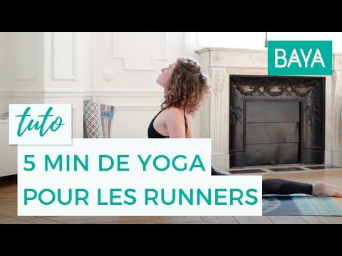Tuto #1 - Yoga for Runners