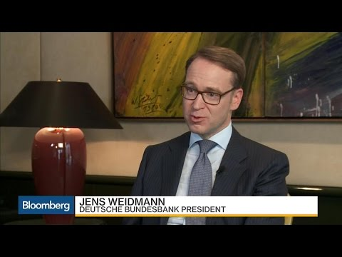 Jens Weidmann Says 2019 Rate Expectations Are Not Absurd
