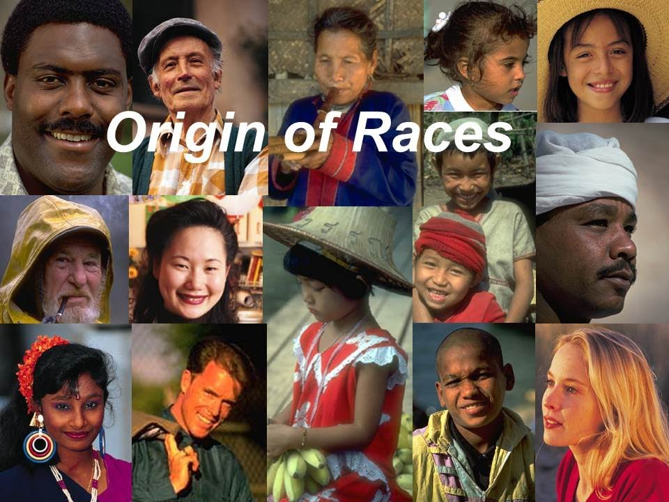 ORIGIN OF THE RACES