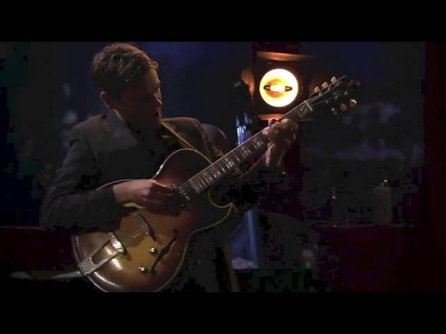 "Erik Söderlind plays ""french connection "" Swedish Tv"