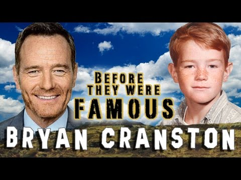 BRYAN CRANSTON - Before They Were Famous