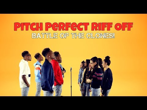 Pitch Perfect 3 - Riff Off (Clones Battles)