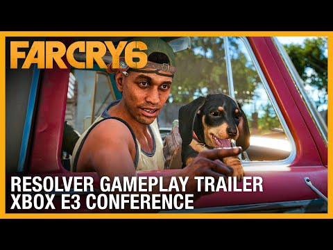 Far Cry 6: Resolver Gameplay Trailer | Xbox E3 Conference | Ubisoft