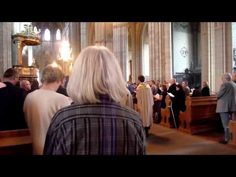High church lutheran vespers 1