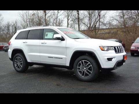 2017 jeep grand cherokee limited 4x4 for sale dayton troy piqua sidney ohio 27819t youtube. Black Bedroom Furniture Sets. Home Design Ideas