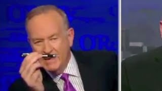 Bill O'Reilly Courageously Covered War With A Pen (Yes, He Said That) [VIDEO]