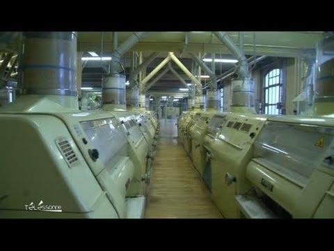 Visite des grands moulins de corbeil essonne youtube for O garage corbeil