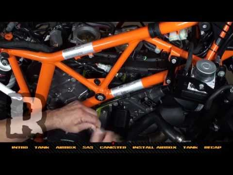 KTM Emissions Removal Step By Step By Rottweiler Performance