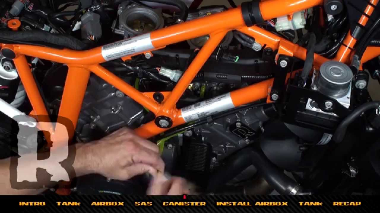 Ktm Emissions Removal Step By Step By Rottweiler Performance Youtube