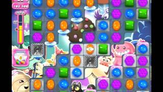 How to Clear Candy Crush Saga Level 1414