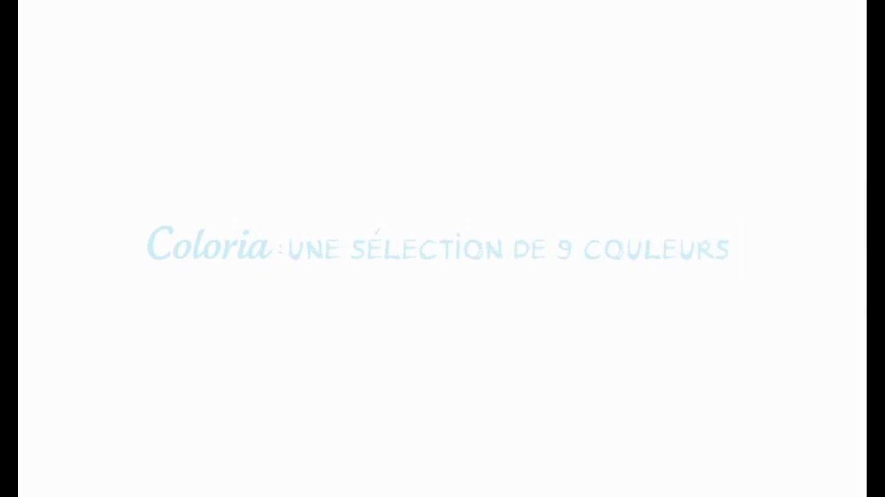 Coloria Une Teinture Adaptee A Toutes Mes Envies Creatives Youtube