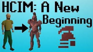 [OSRS] HCIM 1: A New Beginning (267/2277)