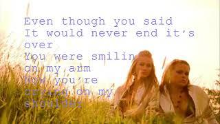 Lucky Twice  Lucky I'm so lucky lucky! with lyrics on screen