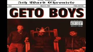 Geto Boys - It Ain't Shit