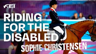 Paralympian Sophie Christensen: How Riding for the Disabled (RDA) changed my life | Equestrian World