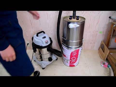 【高効率】サイクロン式集塵機を作る How to make a Cyclone Dust Collector【自作工房】