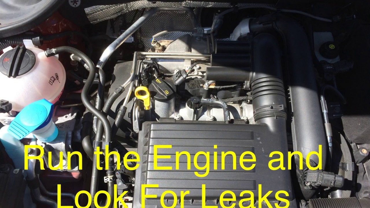 2016 VW Jetta 1 4 Oil and Filter Change Part 3