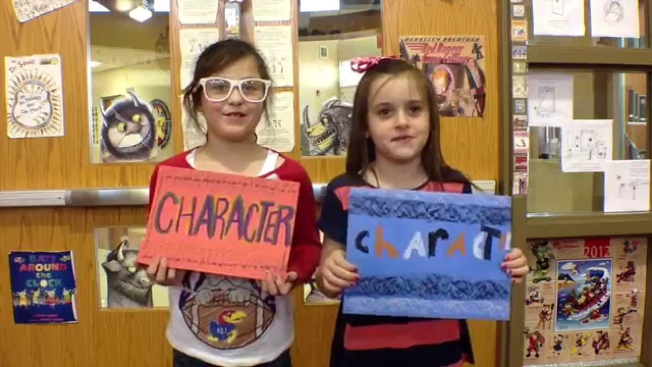Thoughts Words Actions Habits Character Destiny - Delaware Ridge Elementary  - Hrabowski - Ghandi