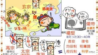 世界史1章10話「大闘争の中国」byWEB玉塾