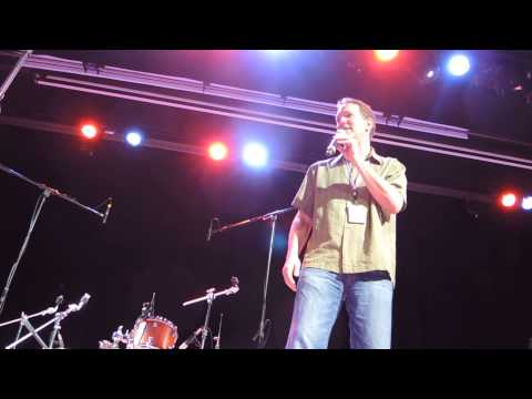 Baby One More Time -- Greg Benson at karaoke on JoCo Cruise Crazy 4