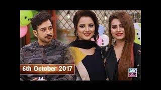 Salam Zindagi With Faysal Qureshi - Ramiz Siddiqui & Benita david - 6th October 2017