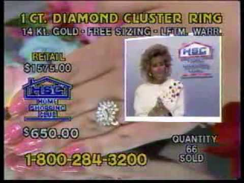 Home Shopping Club - 1989