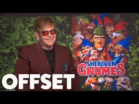 Elton John's unique way of pronouncing Ed Sheeran