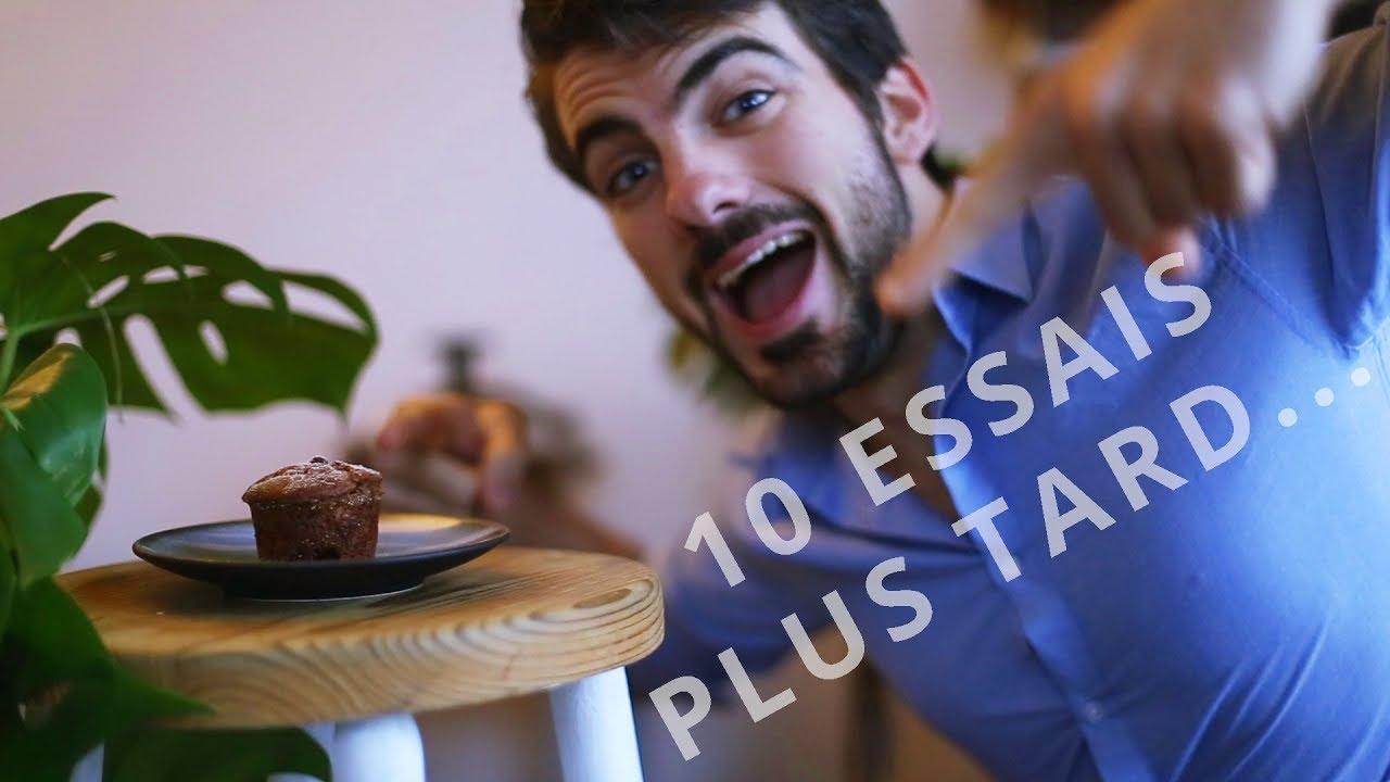 """Expérimentations pour un muffin """"parfait*"""" : Tests autour du pomme-cannelle"""