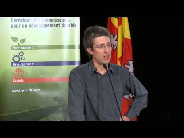 Frédéric Lasserre - Gestion de l'eau: source de conflits ou de coopération?