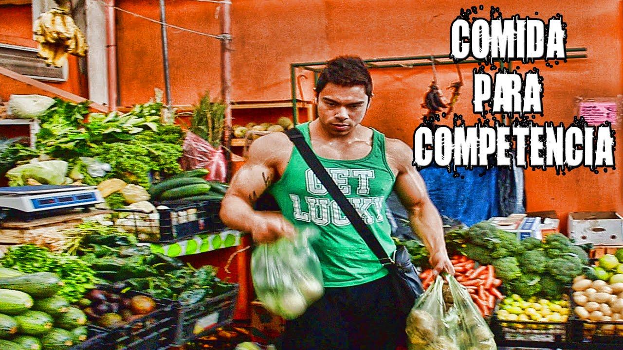 Comida para competencia de un fisicoculturista en mexico for Definicion de gastronomia