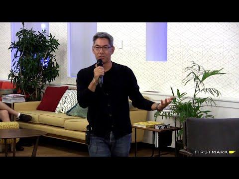 Mark Yahiro, Intel RealSense (FirstMark Capital / Hardwired NYC)