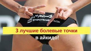 3 лучшие болевые точки в айкидо. 100 уроков айкидо с Игорем Дмитриевым