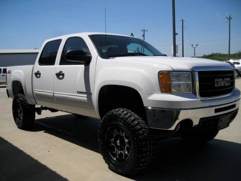 2009 Gmc Sierra 1500 Z71 Rough Country Lifted Truck 4
