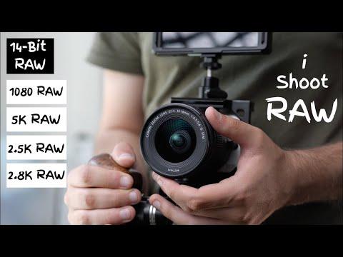 The CHEAPEST RAW Cinema Camera Money Can Buy!   Canon EOS M RAW Settings + Davinci Resolve Tutorial