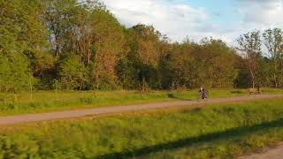 CYC X1 PRO electric bike at over 100km/hr in action