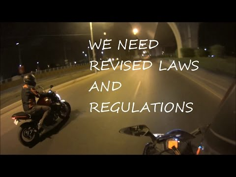 The Indian Biker/Heavy Taxes/Shady Homologation/Licencing Regulations/Immature Riders