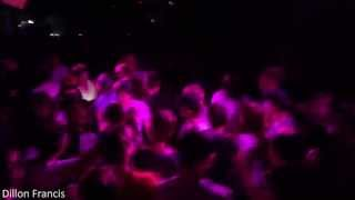 Bukez Finezt, Dillon Francis, Flosstradamus - Shut your Trap @ Bootshaus, Cologne 11.05.2013