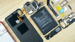 「爱·拆」重磅!红米Note 7拆解:小金刚是怎样炼成的?
