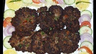 Chapli Kebab چپلی کباب / Cook With Saima